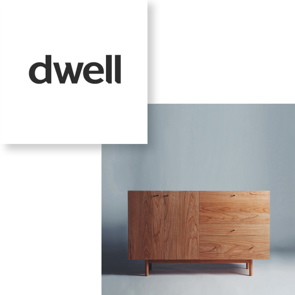 Dwell, March 2015