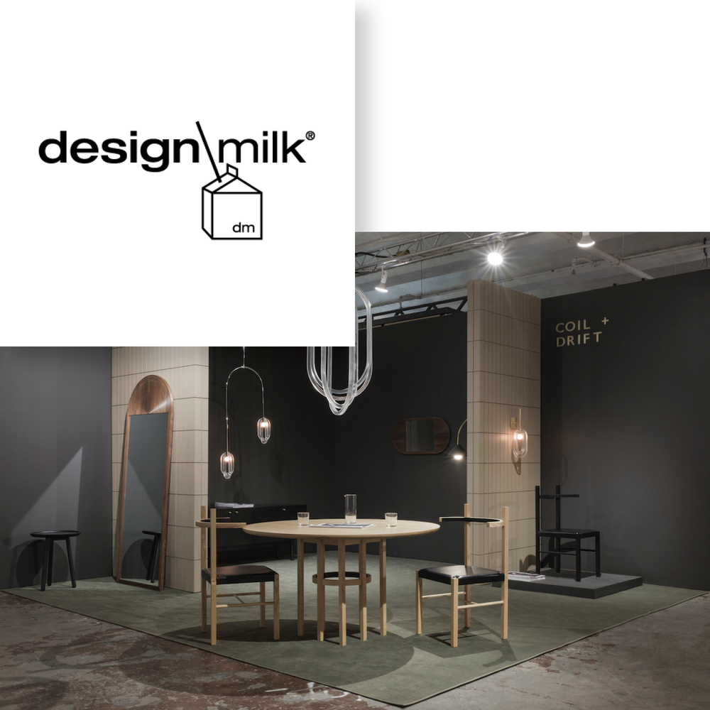 Design Milk, March 2018