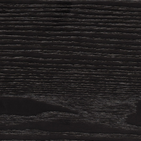 ebony-stained ash