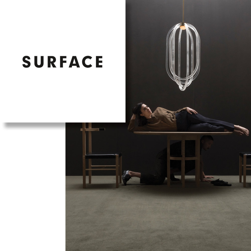 Surface, May 2018