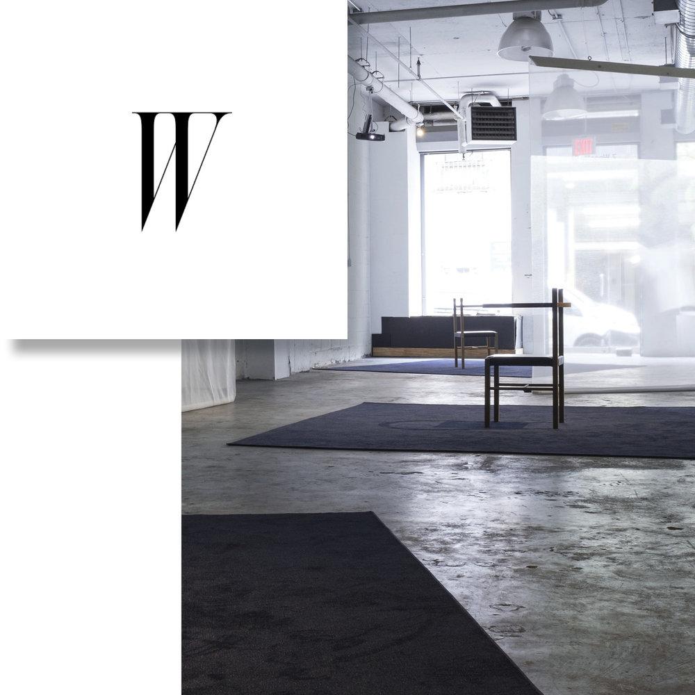 W Mag, May 2018