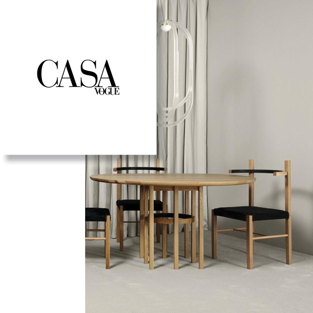Casa Vogue Brazil, May 2018