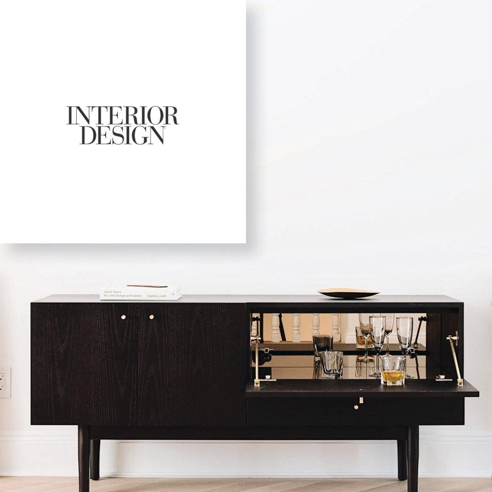 Interior Design, August 2018