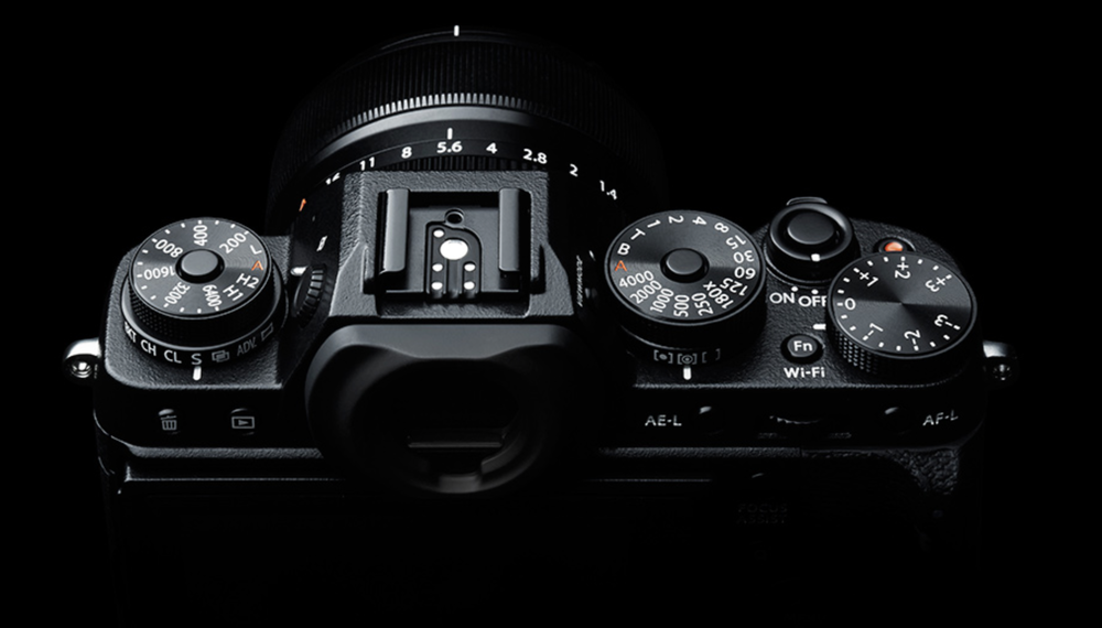 Image from  X-T1 Special Site