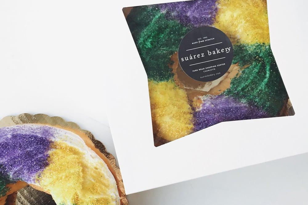 King Cakes Su 225 Rez Bakery