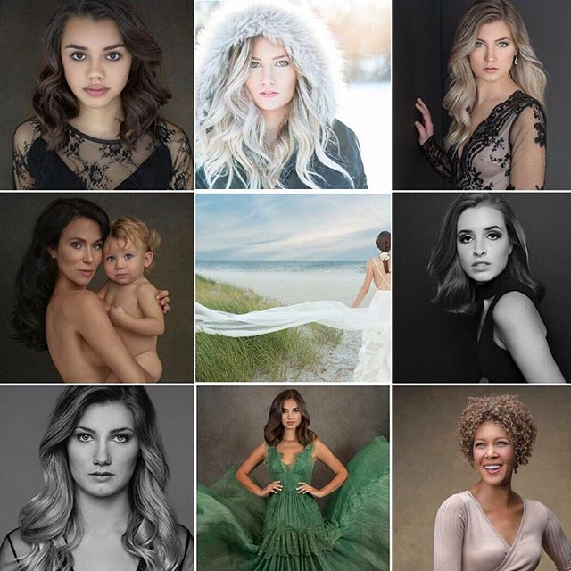 My Top 9 most popular of 2018...where has this year gone?! - it's been an honor to be able to photograph you all. ❤️ looking so forward to 2019!
