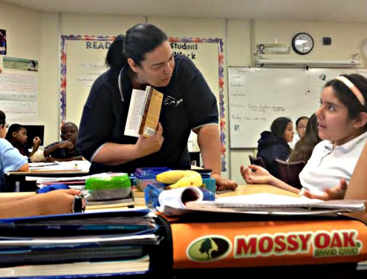 "Fifth grade teacher Dawn Jackson says social emotional programs like PATHS are critical for students who carry around a lot of stress to learn social skills, how to conduct oneself in a classroom, and how to calm down. ""There are so many other things we have to combat before we can get to 'here's the instruction piece,'"" she says."