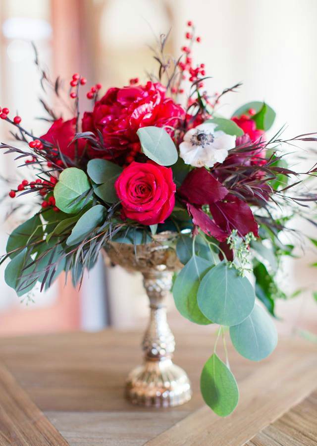 Bloomin' Bouquets    Image:  Anna K Photography