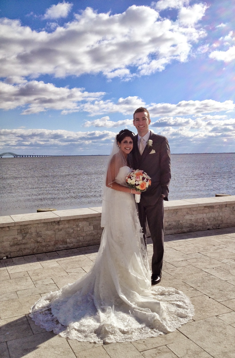 Michelle And Paul Exchange Vows At The Venetian Yacht Club Feb 23 2016 Real Weddings Long Island
