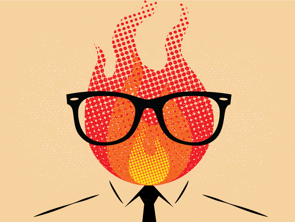 "Melamed Riley Blog - ""Is Creative Burnout in an Advertising Agency a Real Thing?"""