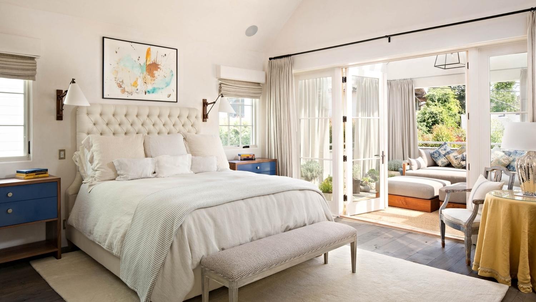 white sunny bedroom interior design photography jpg. Michael Kelley Photography