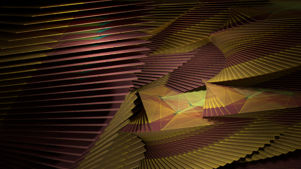 Elevation no.5, digital image rendered with 3D modeling software, 2015