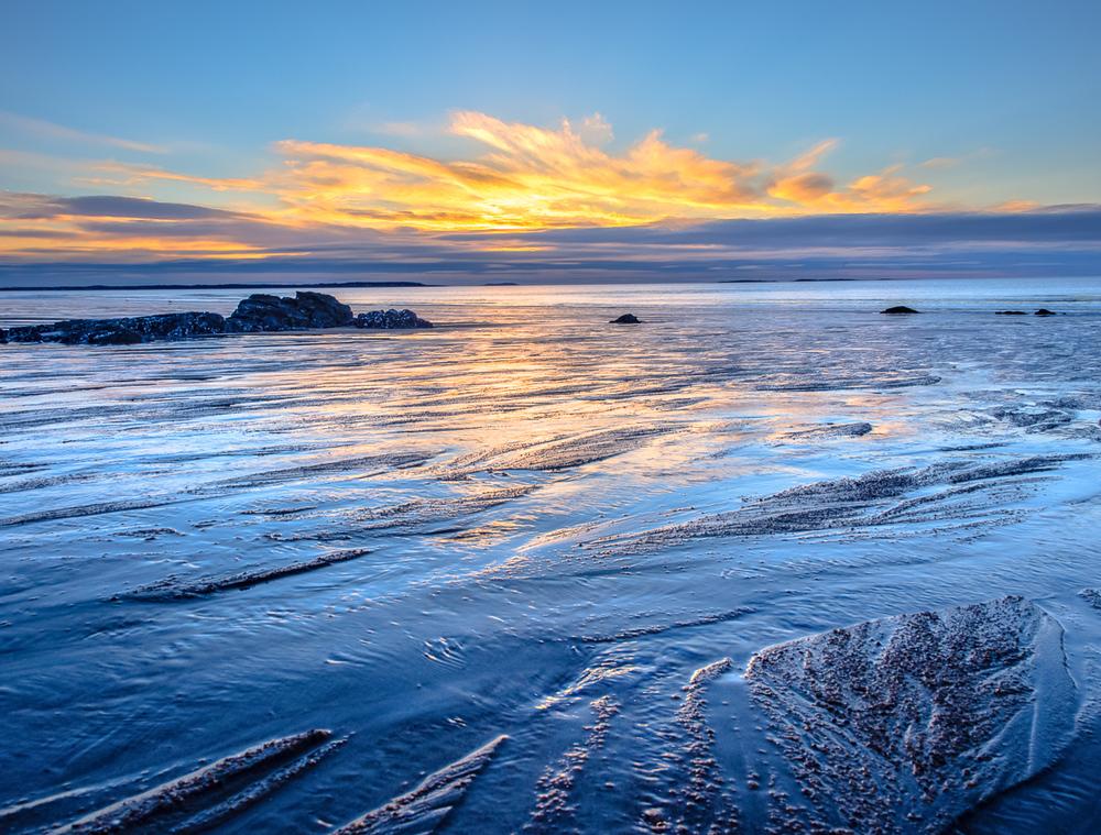Sunrise Reflection OOB #2