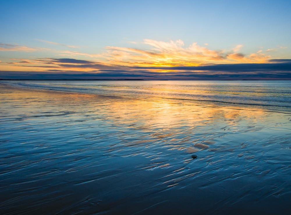 Sunrise Reflections OOB #1