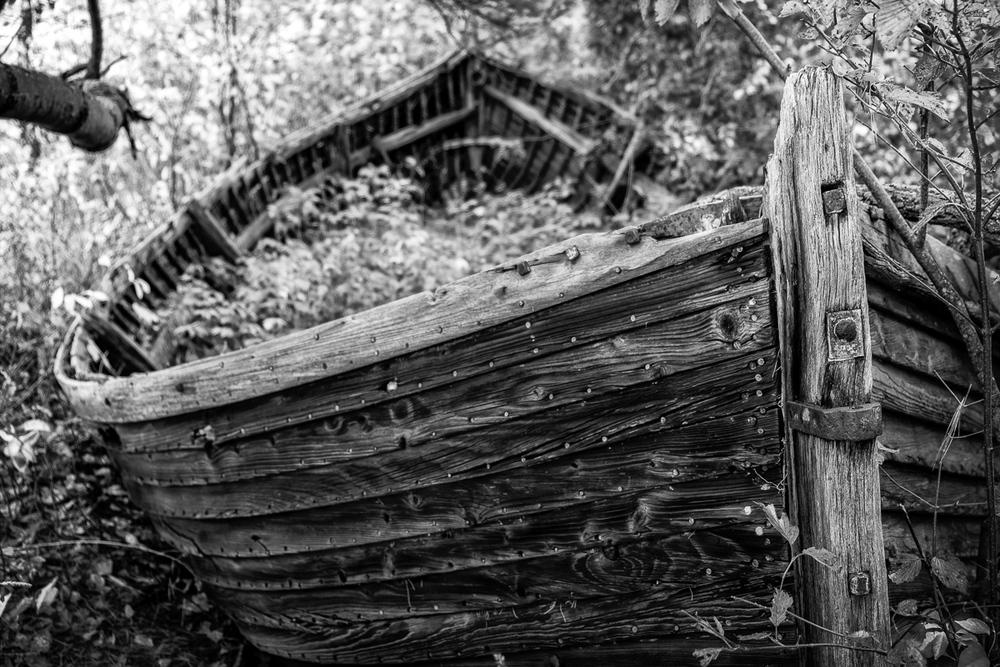 Charon's Boat