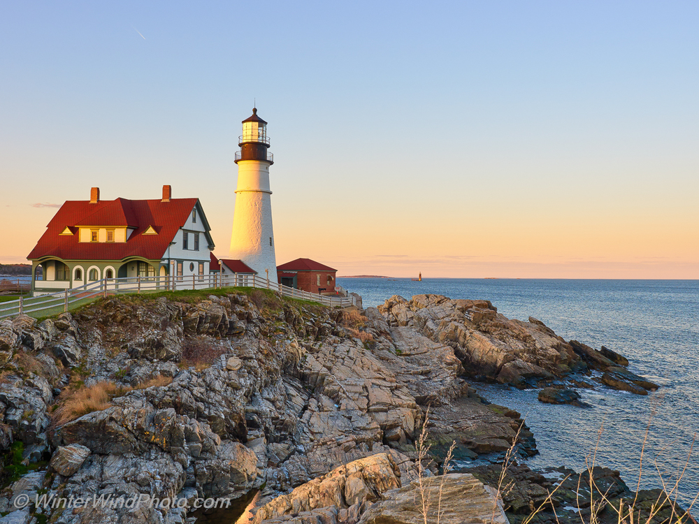 Gotta Have the Portland Head Light