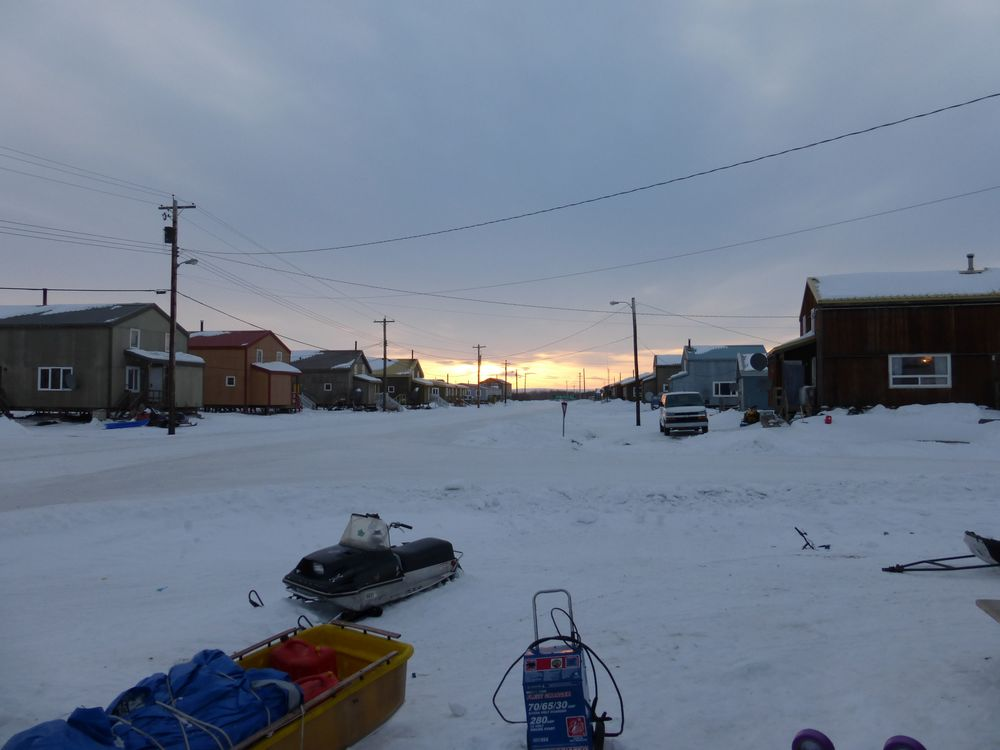 Back in Aklavik