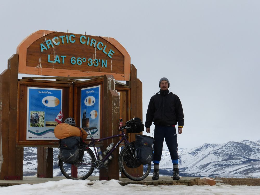 Leaving the Arctic