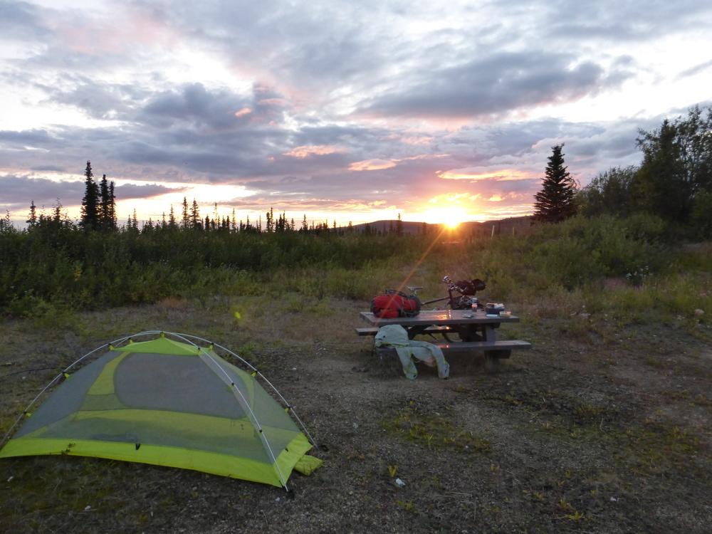 3. Into Alaska