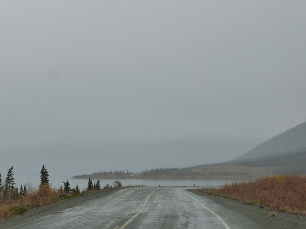 34. Kluane Lake