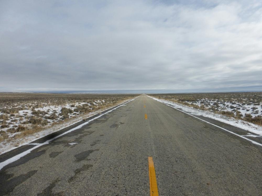 Mineral X road