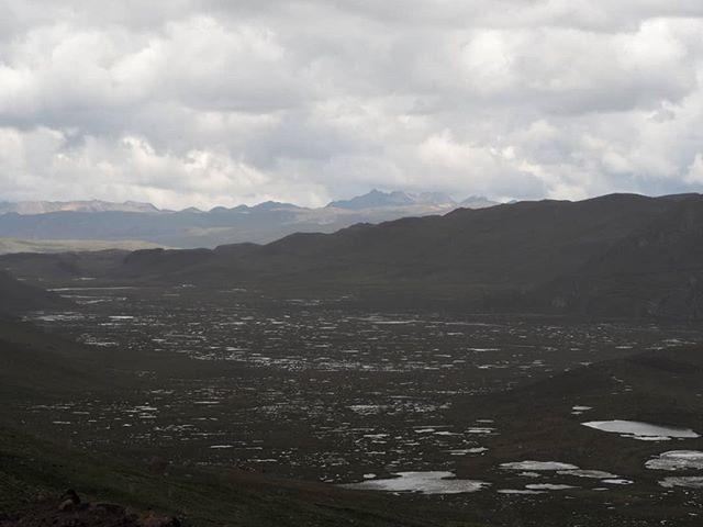 Rain season in Peru isnt that bad, just a lot of water....