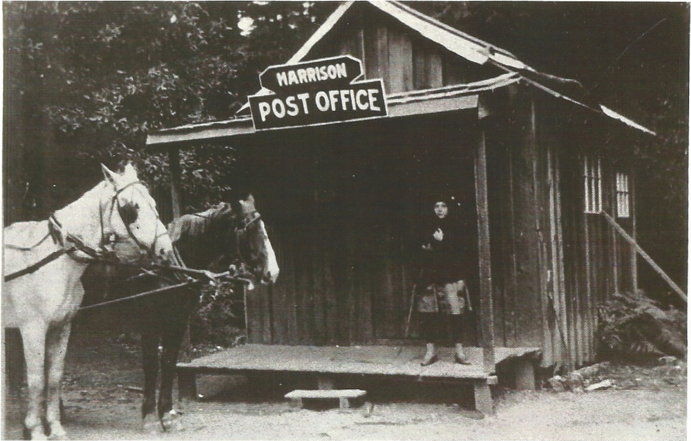 Original Loma Mar Post Office Circa 1915