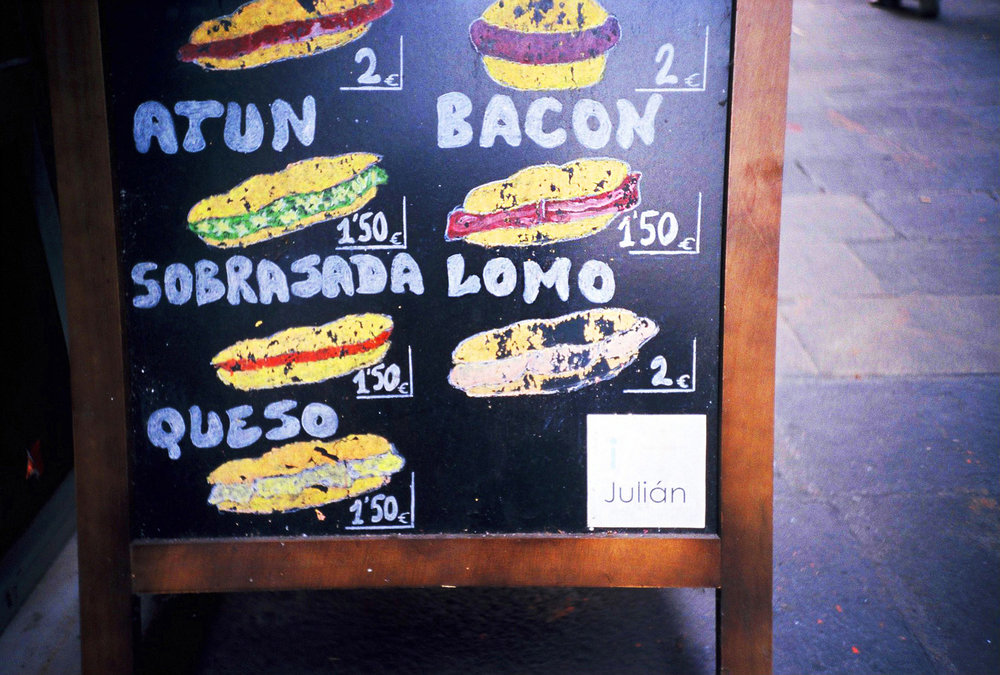 """As the 300th one happened in Madrid, Spain,I, luckily, was able to use """"lomo"""" which means """"tenderloin"""" in Spanish in the menu of local restaurants."""