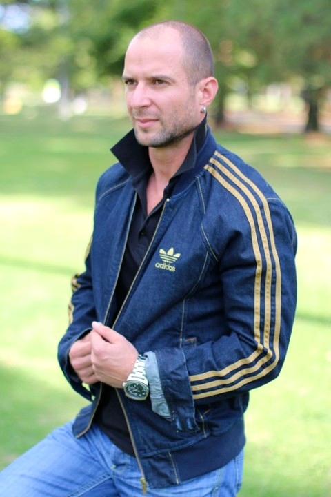 Denim Adidas V Diesel Men Style Manifest
