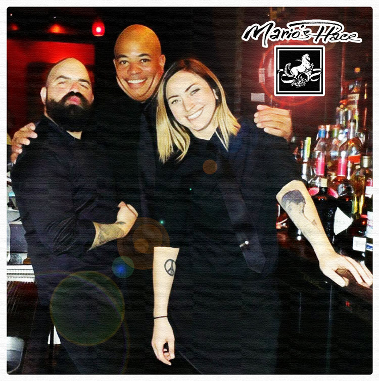 FRIENDLY BARTENDERS AT MARIO'S PLACE 2016.jpg