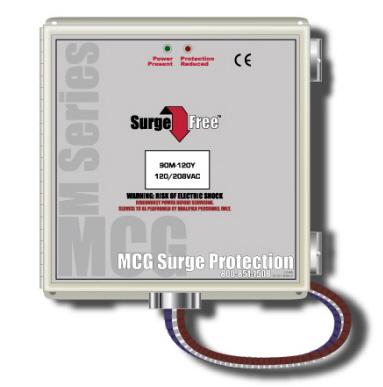 150m 160ka service entrance ac surge protector mcg for 150 amp service entrance cable