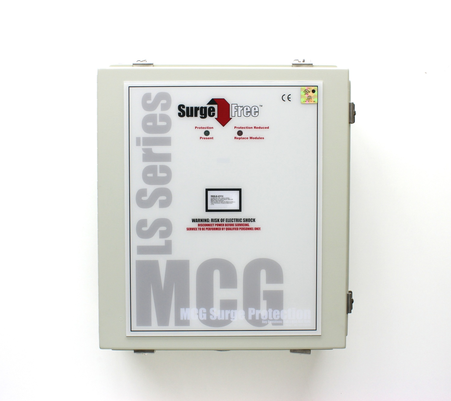 Ac Protection Mcg Surge Electronic Crowbar For And Dc Lines 540ls