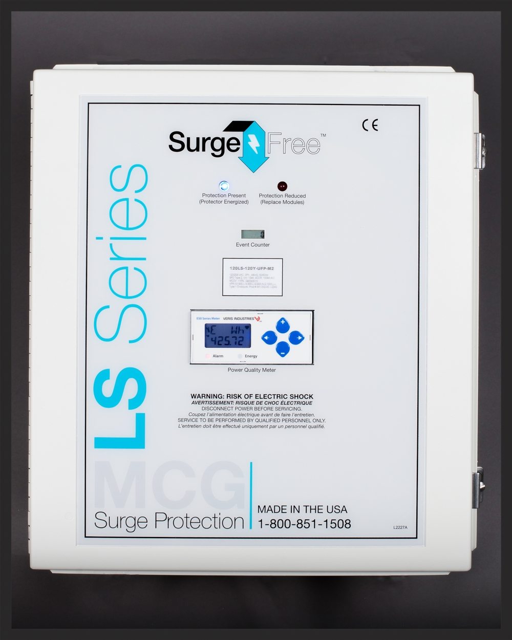 Mcg Surge Protection Ac Protector Wiring Protectors