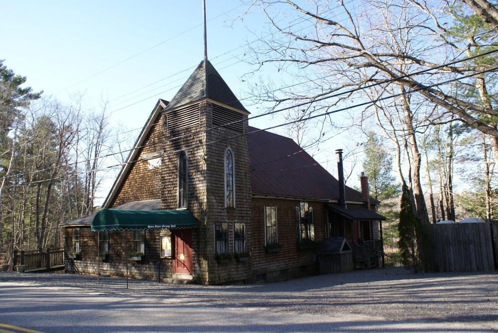 The Saco River Theatre
