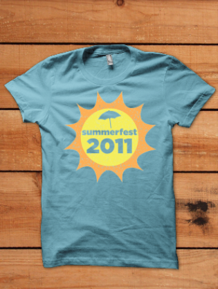 Summerfest 2011 T-Shirt