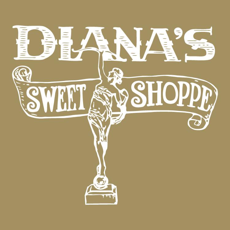 Diana's Sweet Shoppe Logo