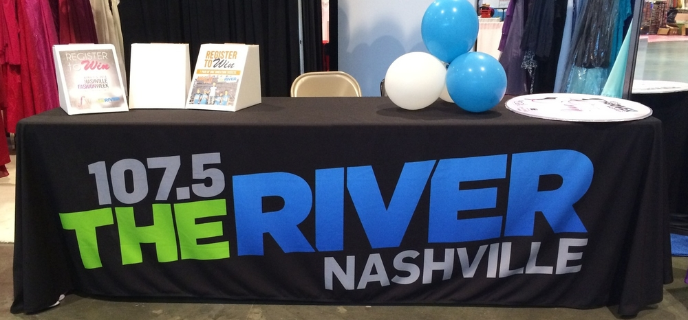 107.5 The River Table Cover