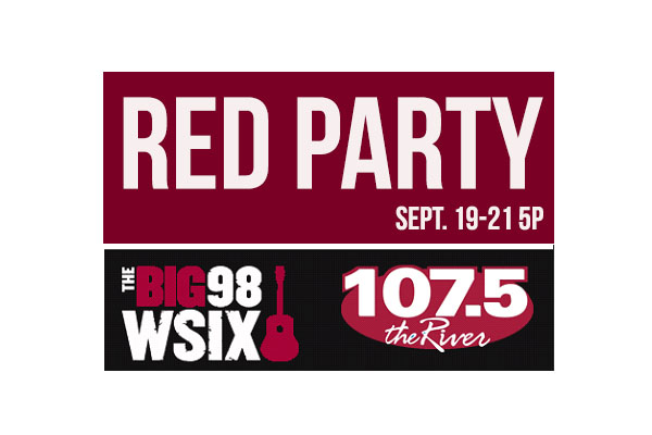 Taylor Swift RED PARTY Banner