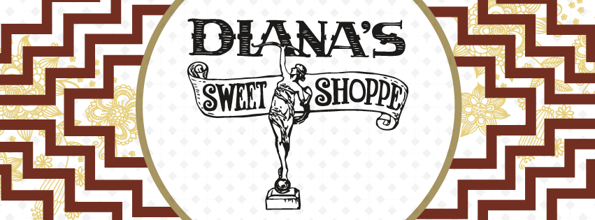 Diana's Sweet Shoppe Facebook Cover Photo