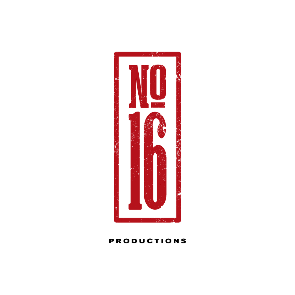 Logo for No. 16 Productions