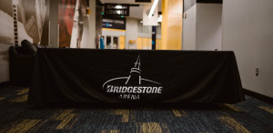 Bridgestone Arena Table Covers
