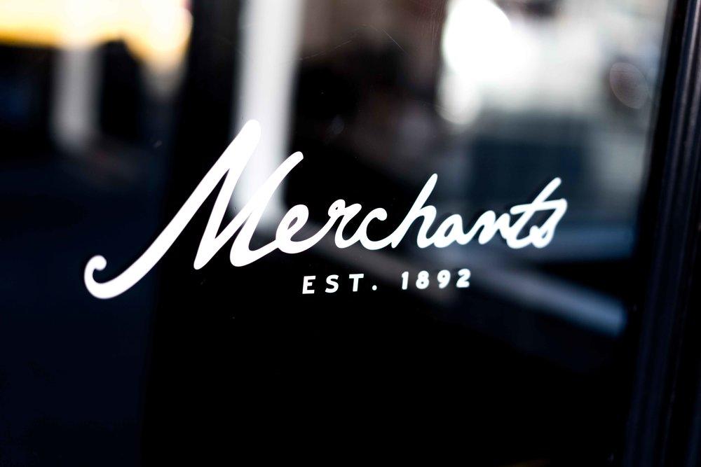 Merchant's Vinyl Logo