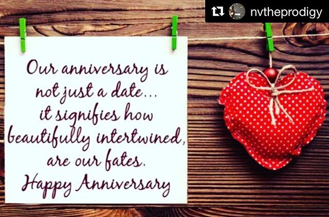 Wasn't expecting this..he knows I'm a die-hard romantic💜. #Repost @nvtheprodigy ・・・ Happy 4th my love...... my entire life, all experiences, the success and the failures led me to be by your side..... there is nothing you could ever need that I wouldn't be willing to give you.  I love and adore you....! @nvthesalon