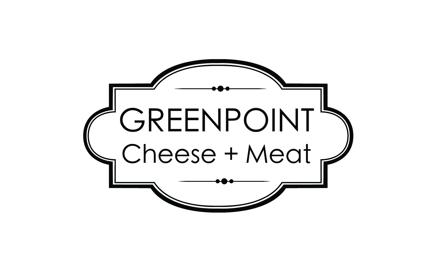 Greenpoint Cheese + Meat