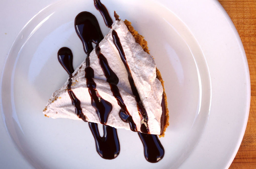 Our classic French Silk Pie.