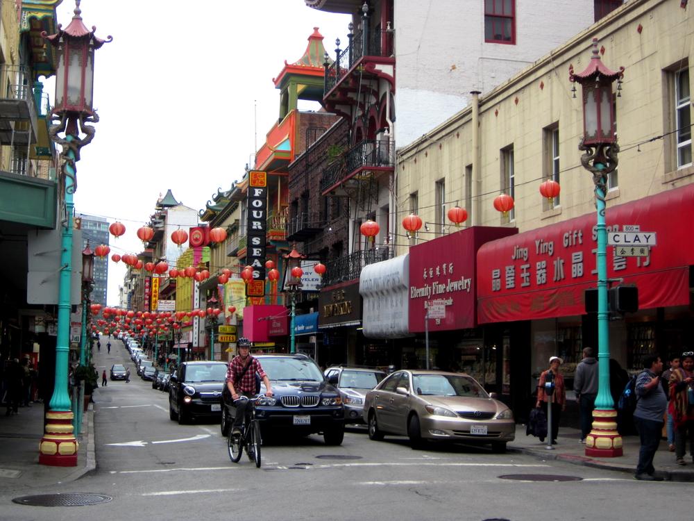 Chinatown Rider