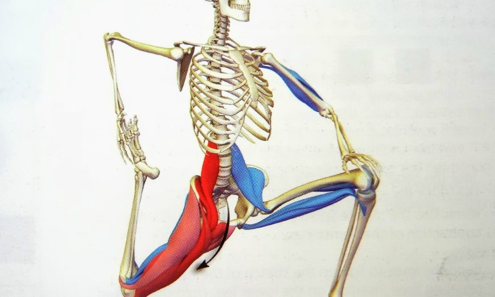 An Exercise For Tight Hip Flexors That Works Better Than Stretching
