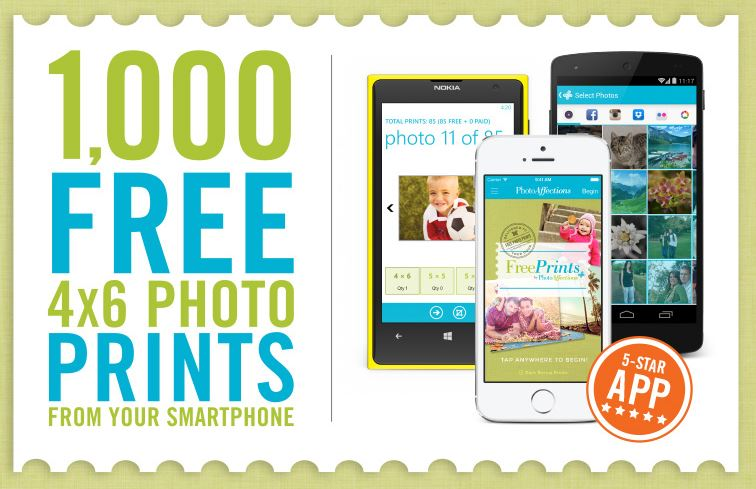 free prints app review light leak photography