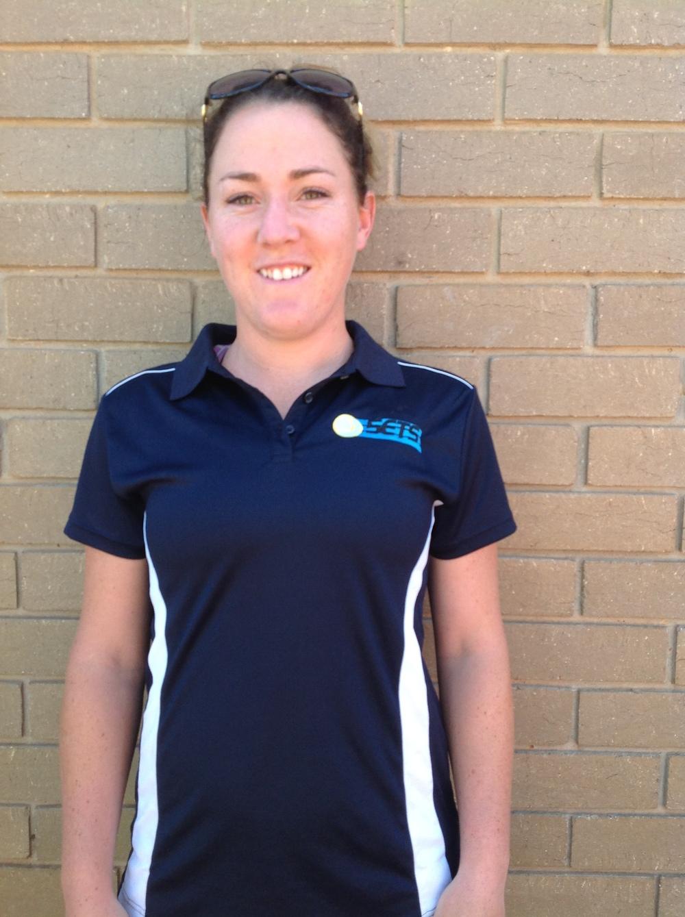 5ETS Head Coach - Jessica O'Meara