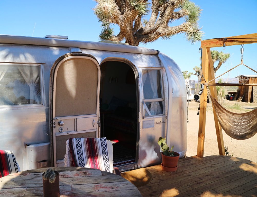 Joshua Tree With Airbnb Aka My Dream The Hundred Blog